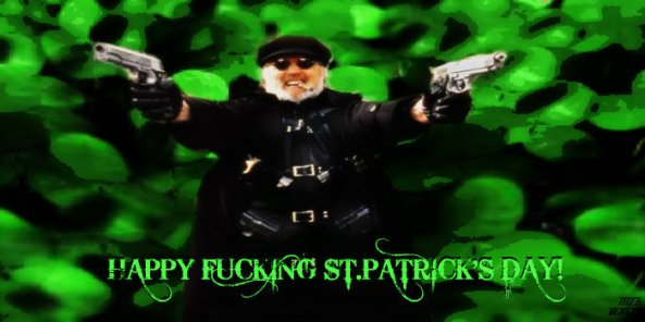 The Boondock Saints Tribute for St.Patrick's Day!