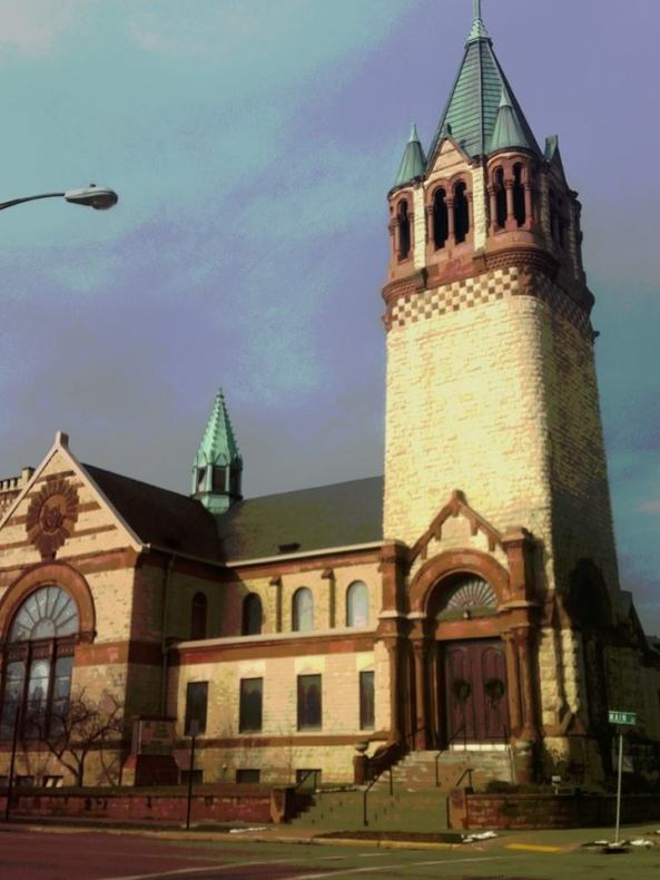 Beautiful Church La Crosse, Wisconsin 2015