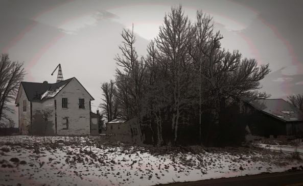 House in Butternut Wisconsin photo by Missi Lynn Boness Photography and Digital Art